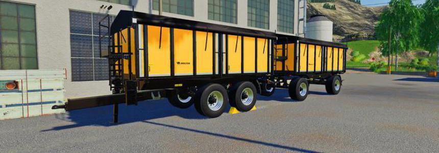 Wielton trailer pack v1.0