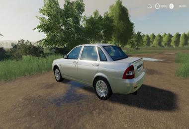 Lada Priora Sedan v1.0.0.0