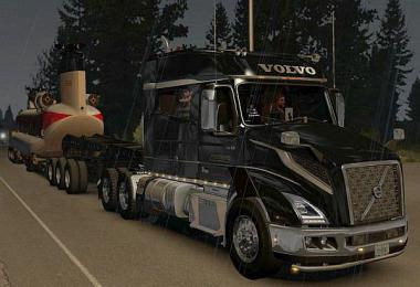 Tuning for Volvo VNL 2019 1.35+