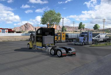 Freightliner classic xl 1.36