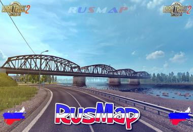 RusMap v1.9.1 (Sign fix for PM 2.43) 1.36.x
