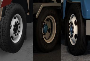 Smarty Wheels Pack ETS2 v1.3.2 1.35+