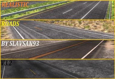 Realistic Roads v3.2 Update 1.36