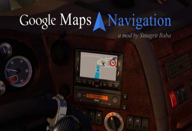 Google Maps Navigation v2.0