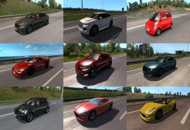 Cars from GTA-V to traffic v2.2