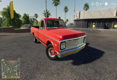 Chevy Silveradoo edit v1.0