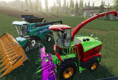 Corn Harvest Party - Pack MP v1.0