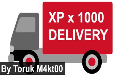 Delivery x1000 v1.0