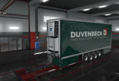Duvenbeck Devil BDF Tandem skin v1.0