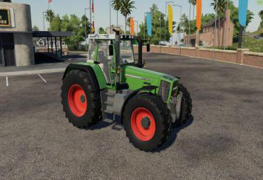 FENDT FAVORIT 800 SERIES v1.0.0.0