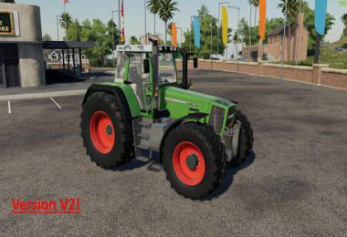 FENDT FAVORIT 800 SERIES v2.0