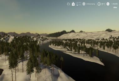 FERDA LOGGING Norhtwest BC Logging Map v1.0.0.1