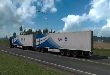 Freight Market HCT Double Trailers 1.36