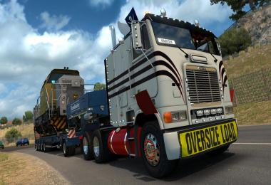 Freightliner FLB v2.0.8 Edit by Harven 1.35+