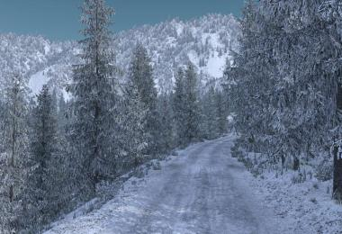 Frosty Winter Weather Mod v2.7