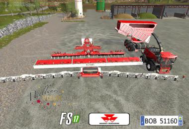 Pack1 Massey Ferguson By BOB51160 v1.0.0.0