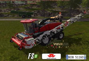 Pack2 Massey Ferguson By BOB51160 v1.0.0.0