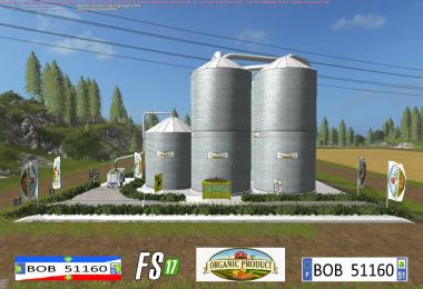 Silo Organic Product By BOB51160 v2.0.0.0