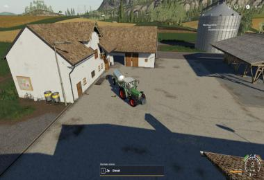 Fuel Selling Station v1.0.0.0