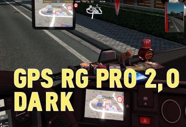 GPS RG PRO DARK v2.0