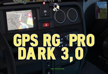 GPS RG PRO DARK v3.0
