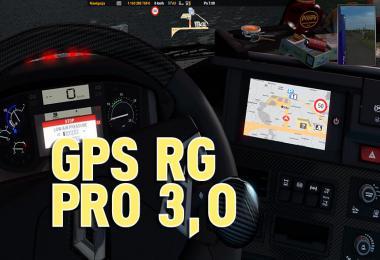 GPS RG PRO v3.0