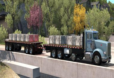 Heavy Truck and Trailer Add-on Mod for HFG Project 3XX v2.0