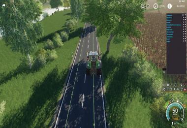 HoT online F4rm 2k19 AD Strecken v1.0