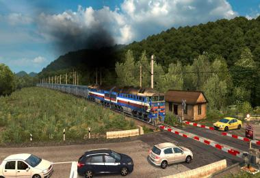 Hotfix for South Region and DLC Road The Black Sea 1.36