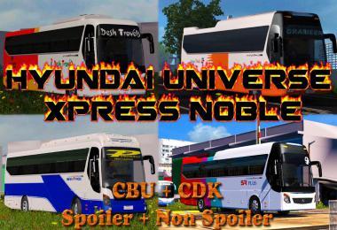 Hyundai Universe Express Noble 1.36.x