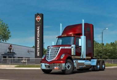 International LoneStar SCS 1.36