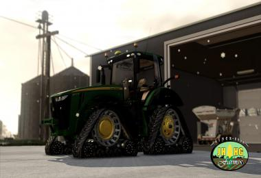 John Deere 8R (2016-2018) Series US official v3.5