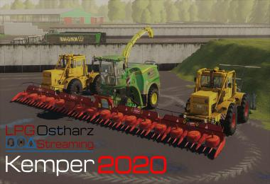 K700 / Matching JD Chipper / Kemper 2020 Pack v1.0