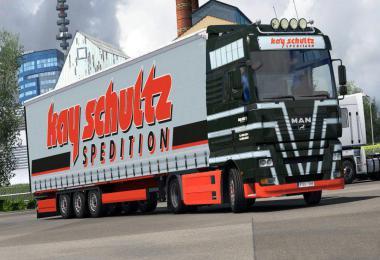 Kay Schultz Spedition GmbH Skin Pack v1.1