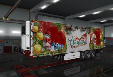 Krone chrismas edition colliner 1.36 maybe also 1.35
