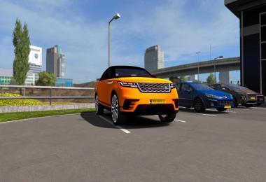 Land Rover velar v1.0