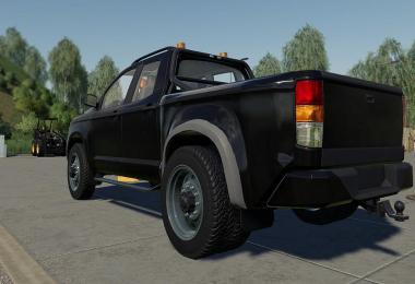 Lizard Pickup 2014 5th Wheel Edited v1.0