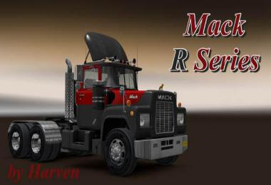 Mack R Series for ETS2 v1.4.1