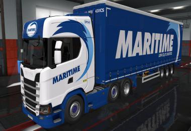 Maritime Transport Combo v1.0
