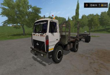 Maz 504 Timber Carrier v1.0.0.0