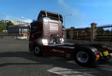 Mercedes Antos 1.36