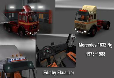Mercedes Benz 1632 NG 1.36