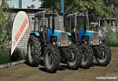MTZ-1221 Belarus v1.0.0.1