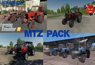 MTZ BELARUS NEW PACK v1.0.0.0