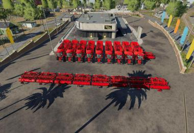 Multi Fruit harvester v1.0