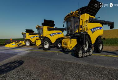 New Holland CR10.90 American v1.1