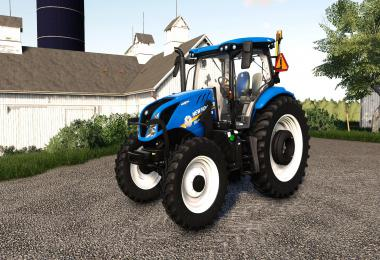 New Holland T6 v1.0.0.0