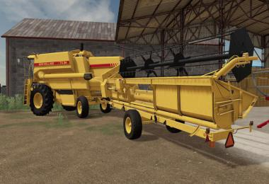 New Holland TX 6.1m Pack v1.0.0.0