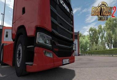 New Scania S Badge v1.1 1.36.x