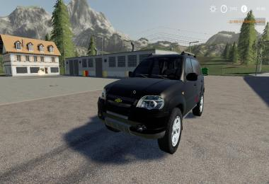 NIVA  Chevrolet v1.0.0.0
